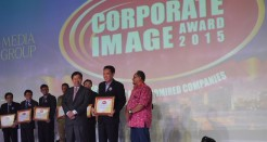 Ciputra Development Menangi Corporate Image Award 2015