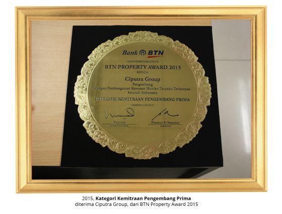 BTN Property Award 2015