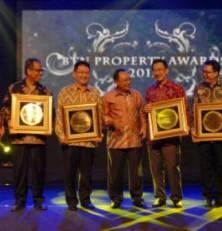 Ciputra Group Menyabet 7 Penghargaan di Golden Property Awards 2015