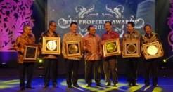 Ciputra Group Menyabet 7 Penghargaan di Golden Property Awards 2015
