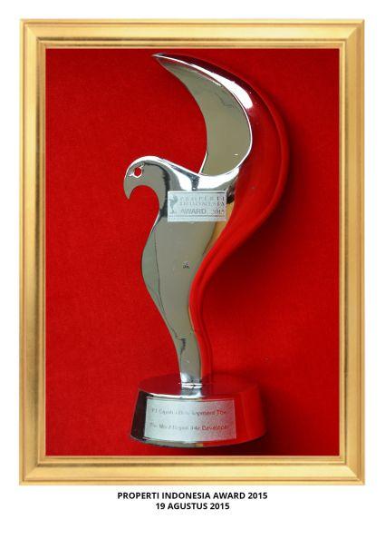 Properti Indonesia Award 2015